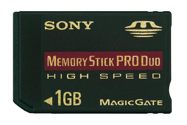 Memory Stick Pro Duo High Speed, da Sony (Foto: Reprodução/ Raquel Freire)