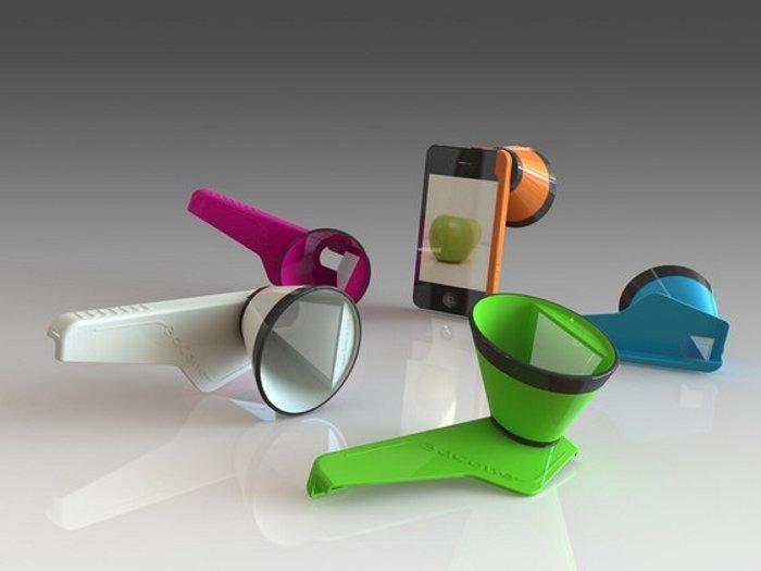 3DCone está sendo produzido com ajuda do Kickstarter (Foto: Reprodução)