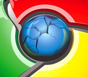 Chrome-Cracked