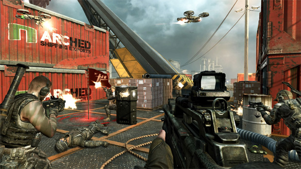 Call of Duty: Black Ops 2 (Foto: Gematsu) (Foto: Call of Duty: Black Ops 2 (Foto: Gematsu))