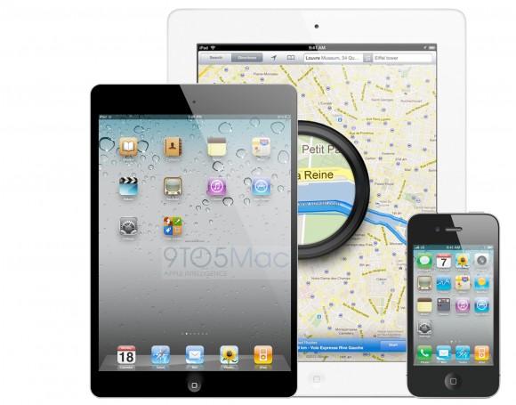 Imagem do iPad Mini, com 7,85 polegadas de tela (Foto: Reprodução) (Foto: Imagem do iPad Mini, com 7,85 polegadas de tela (Foto: Reprodução))