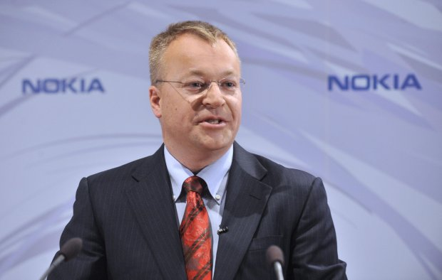 Stephen Elop, CEO da Nokia (Foto: Reprodução)