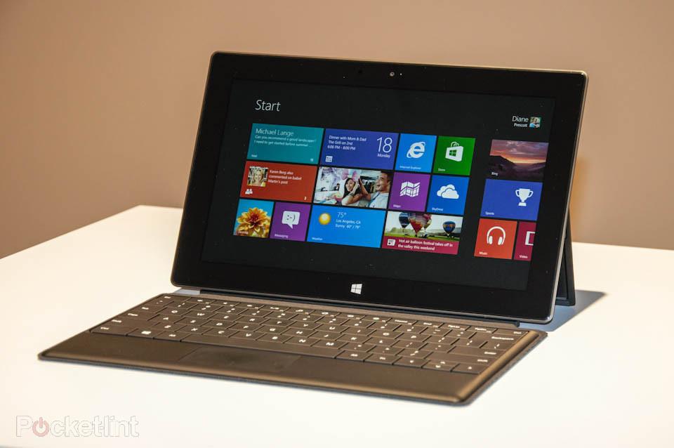 Microsoft Surface com arquitetura ARM custará entre R$ 800 e R$ 1000, será? (Foto: Reprodução)