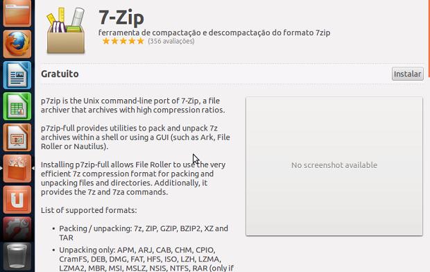 Olhando os detalhes do aplicativos antes de instalar (Foto: Reprodução/Edivaldo Brito)