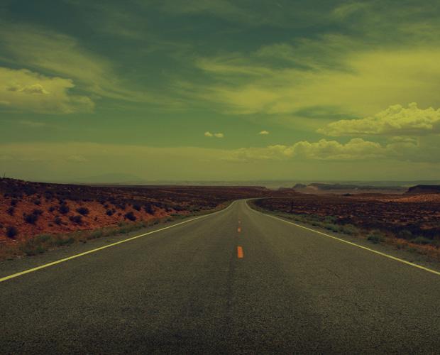 Fundo de paisagem com filtro (Foto: Reproduo)