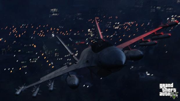 Grand Theft Auto 5 (Foto: Gematsu)