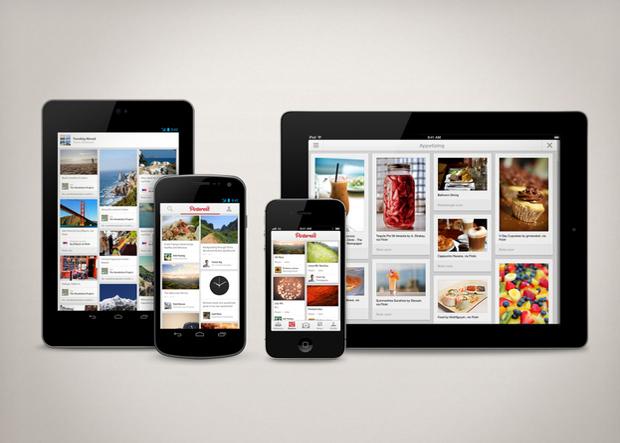 Pinterest agora está disponível para iPad e aparelhos Android (Foto: Reprodução)