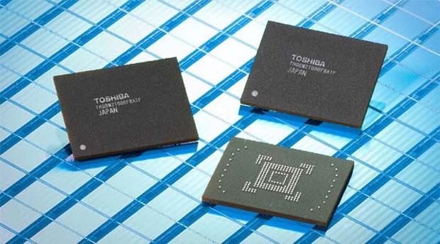 Pendrives, tablets, celulares, SSDs, cartões de memória, aparelhos de TV e GPS são exemplos de eletrônicos que usam a tecnologia criada pela Toshiba em 1987 (Foto: Reprodução)