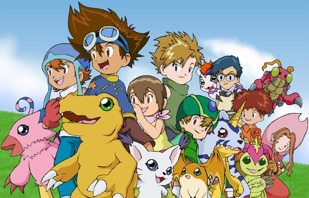 Digimon Adventure comemora os 15 anos da série clássica (Foto: Divulgação)