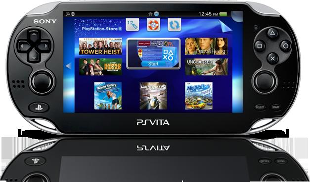 A PlayStation Store no PS Vita (Foto: Divulgação)