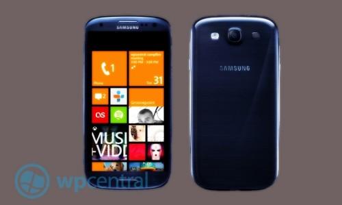 Projeção do Samsung Odyssey, o Windows Phone 8 top de linha (Foto: Reprodução) (Foto: Projeção do Samsung Odyssey, o Windows Phone 8 top de linha (Foto: Reprodução))