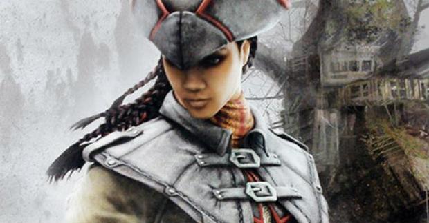 Aveline é a heroína de Assassin's Creed 3: Liberation (Foto: Divulgação)