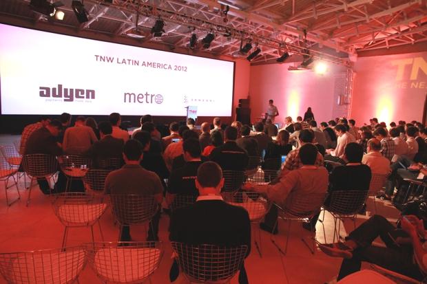 Primeira edição brasileira do TNW reúne investidores e desenvolvedores da América Latina (Foto: Allan Melo / TechTudo)