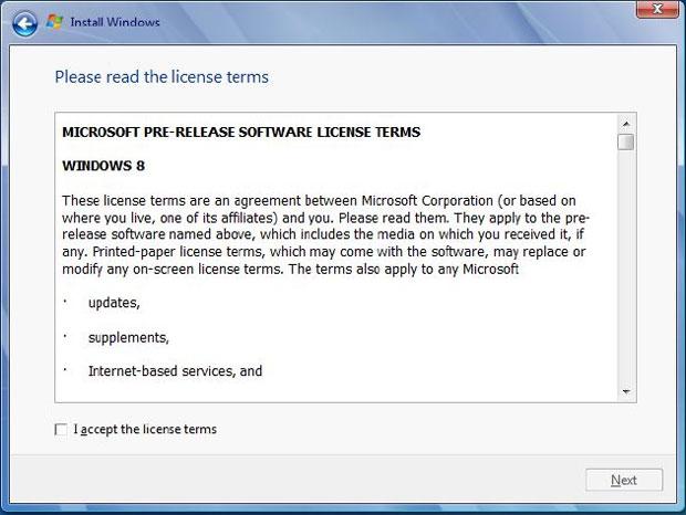 Microsoft promove alterações no contrato de licença do Windows 8 (Foto: Reprodução)