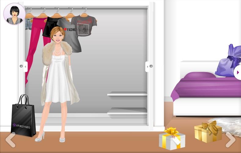 Realize missões para ganhar novas roupas em Stardoll (Foto: Reprodução)