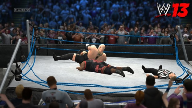 WWE '13 (Foto: Divulgação)