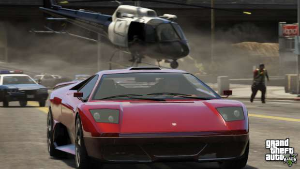 GTA 5 (Foto: Divulgação)