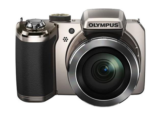 Olympus SP-820 UZ (Foto: Divulgação)