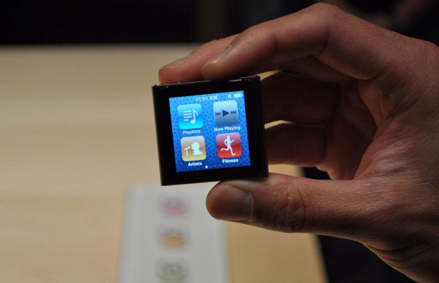 Novo iPod se conecta à rede Wi-Fi (Foto: Reprodução)