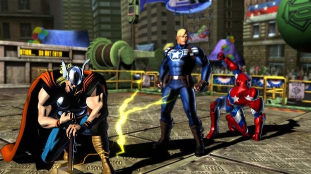 Marvel vs. Capcom 3 (Foto: Divulgação)