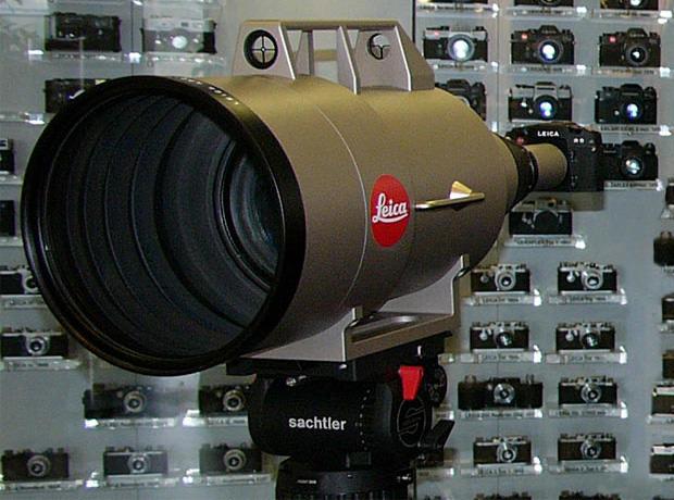 Lente Leica vale mais de R$ 4 milhões (Foto: Reprodução)