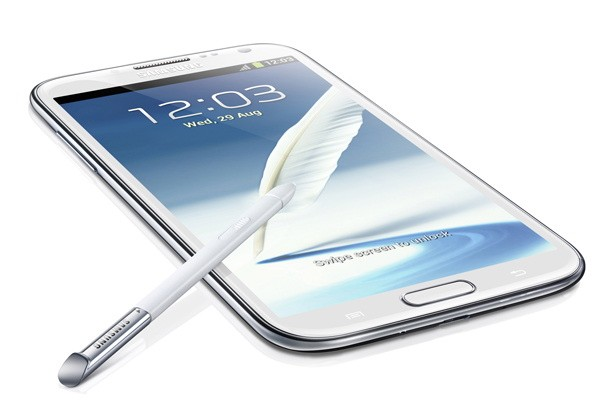 Samsung Galaxy Note 2 (Foto: Divulgação)
