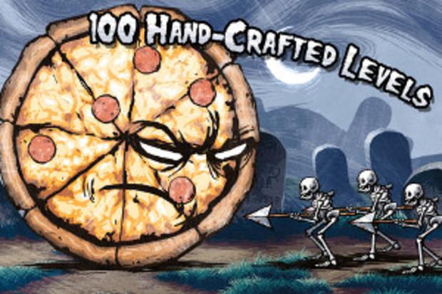 Pizza Vs. Skeletons (Foto: Divulgação)