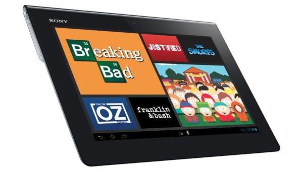 Sony Xperia Tablet S (Foto: Divulgação)