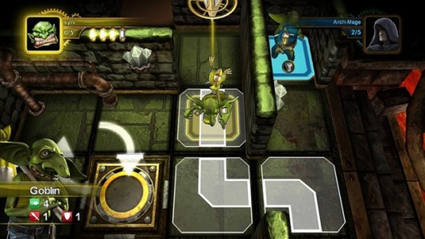 Dungeon Twister (Foto: Divulgação) (Foto: Dungeon Twister (Foto: Divulgação))
