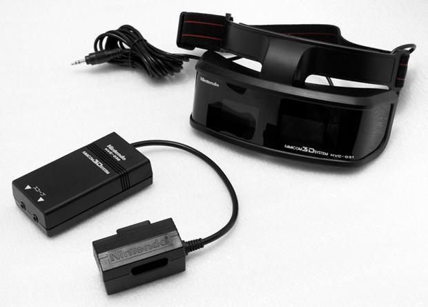 Famicom 3D System (Foto: Reprodução)
