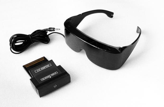 SegaScope 3-D (Foto: Reprodução)
