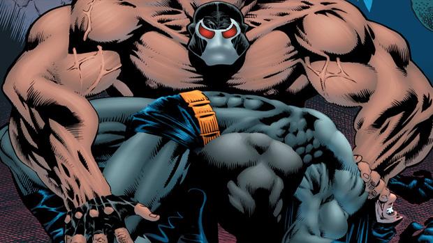 A fatídica cena do filme já havia ocorrido nos quadrinhos no arco A Queda do Morcego (Foto: Divulgação)