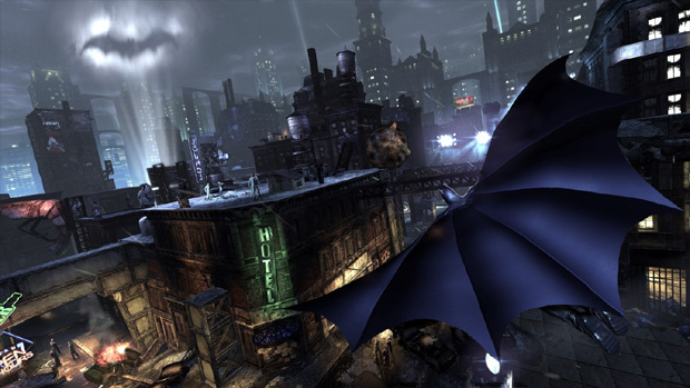 A cidade de Gotham não consegue cuidar de si mesma (Foto: Divulgação)