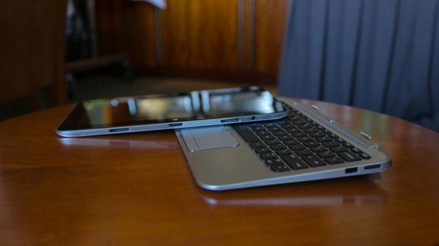 HP Envy X2 separado do teclado - modo tablet (Foto: Reprodução/Gizmodo)