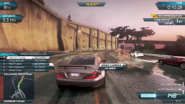 Need for speed most wanted ganha v deo com carros Nfs most wanted para pc