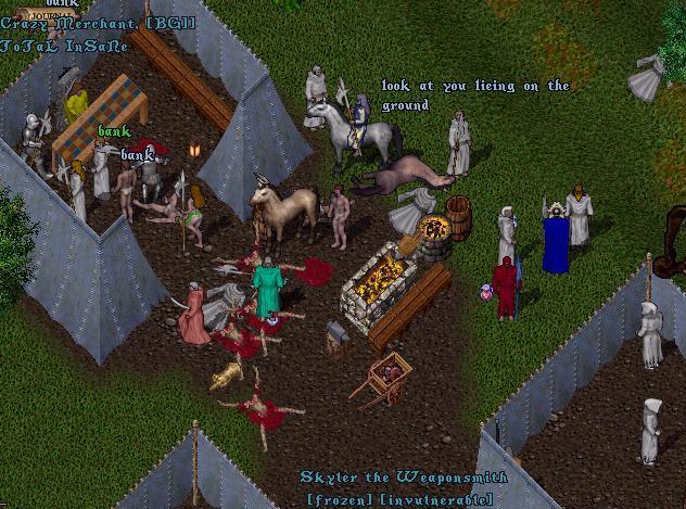 Ultima Online (Foto: Divulgação)