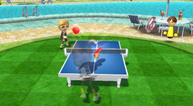 Wii Sports Resort (Foto: Divulgação)