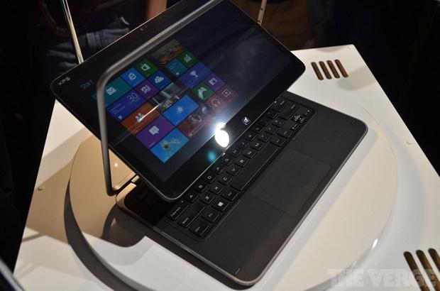 Dell lança XPS Duo 12 na IFA (Foto: Reprodução/The Verge)