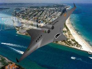 Nessa posição, o avião tem melhor desempenho para velocidades de cruzeiro e para pouso e decolagem (Foto: Reprodução)