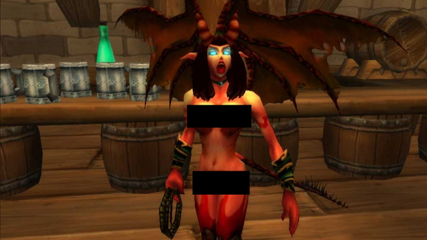 Rapaz, não vai se meter com a namorada do Diablo (Foto: Divulgação)