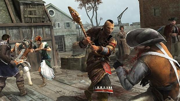 Assassin's Creed 3 (Foto: Joystiq) (Foto: Assassin's Creed 3 (Foto: Joystiq))