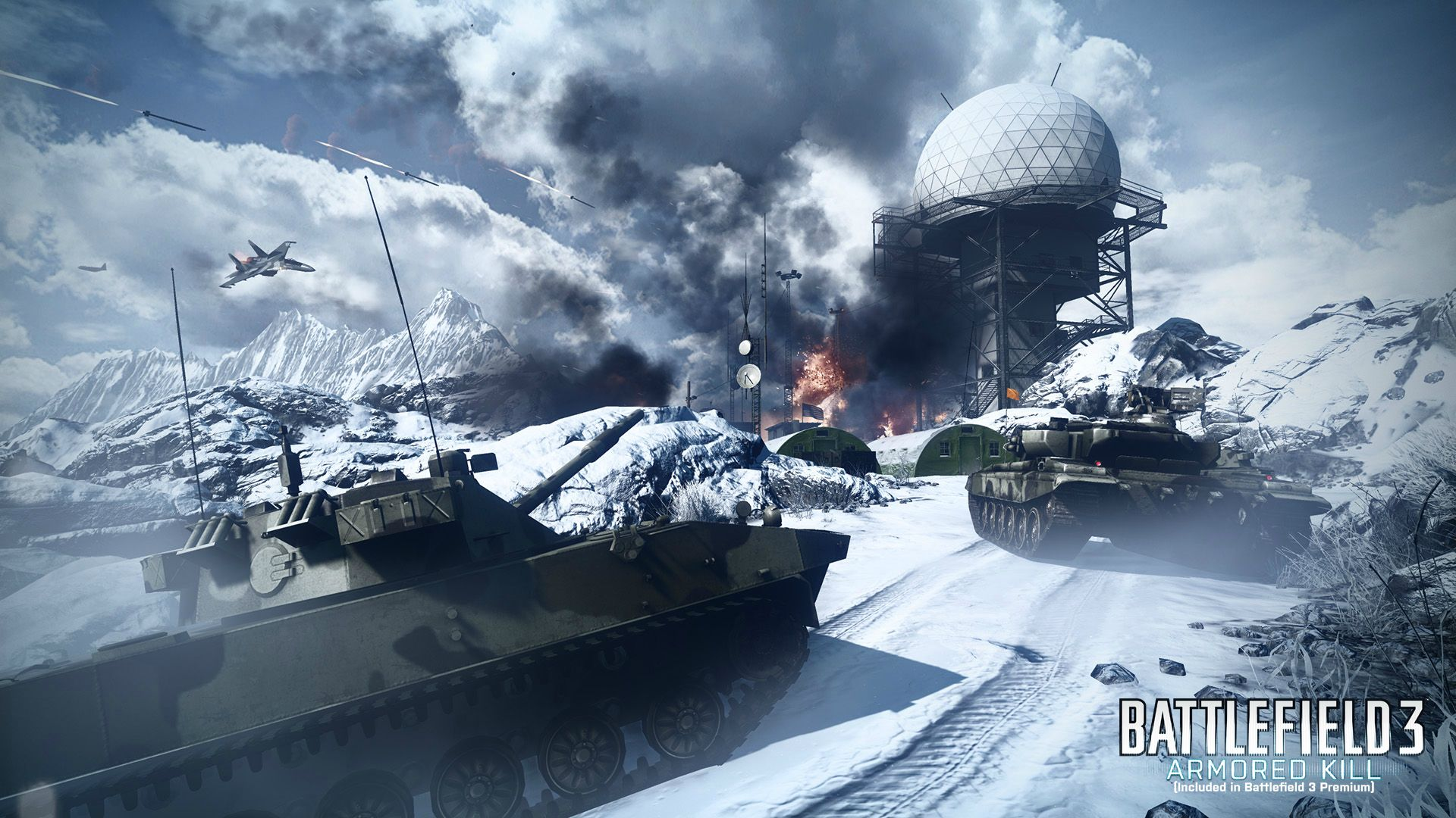 Battlefield 3: Armored Kill (Foto: Divulgao)