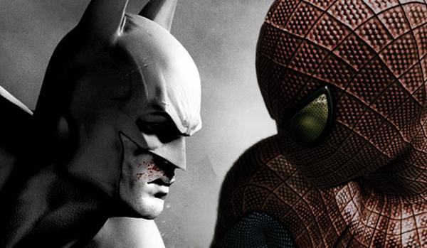 Capa - Homem X Batman