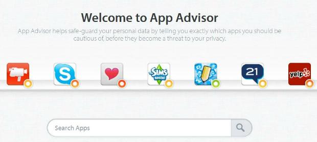 App Advisor verifica quais apps para Facebook são seguros (Foto: Reprodução)