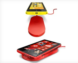 Assim serão os carregadores sem fio da Nokia (Foto: Reprodução)