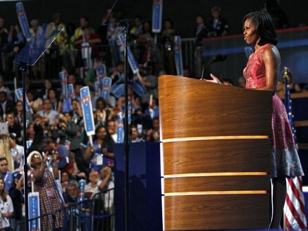 Primeira-Dama dos Estados Unidos virou hit nas redes sociais (Foto: Divulgação)