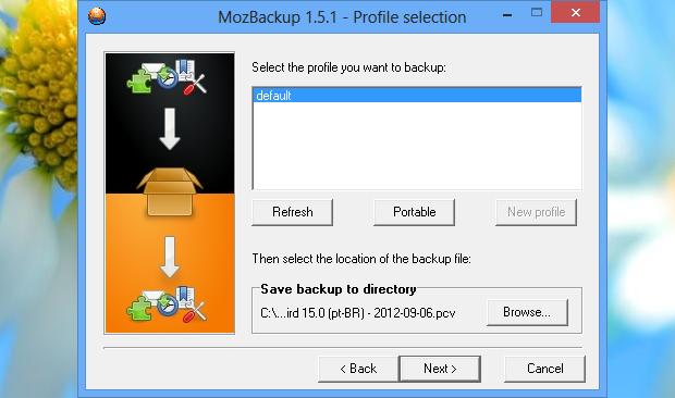 Salvando arquivo a ser exportado (Foto: Reprodução/Helito Bijora)