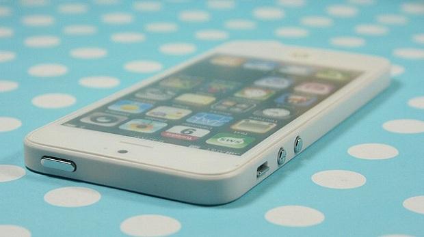 Protótipo chinês não funcional do iPhone 5  (Foto: Reprodução) (Foto: Protótipo chinês não funcional do iPhone 5  (Foto: Reprodução))