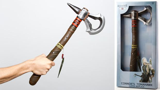 Ubisoft vender rplica do tomahawk de Assassin's Creed 3 (Foto: VG247)