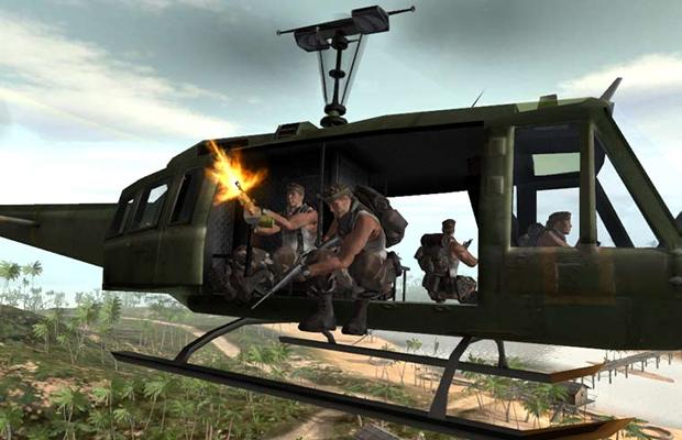 Famosa guerra na selva foi retratada (Foto: Divulgação)